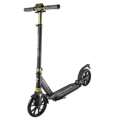 Самокат TT City Scooter /черный/