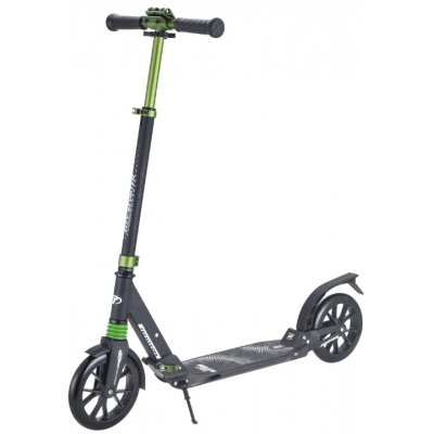 Самокат Tech Team City Scooter 2021 /черный/